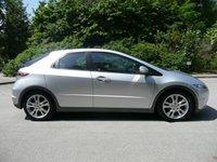2010 HONDA CIVIC 1.8 I-VTEC ES 5d 138 BHP £4495.00