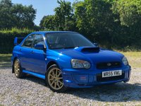 USED 2006 55 SUBARU IMPREZA 2.0 WRX STI TYPE UK 4d 265 BHP