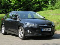 USED 2011 11 FORD FOCUS 1.6 ZETEC TDCI 5d 113 BHP 1 OWNER & FULL HISTORY!