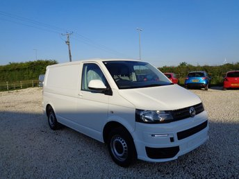 Used Volkswagen vans in Lincoln from Lincs VW Commercial Vehicle
