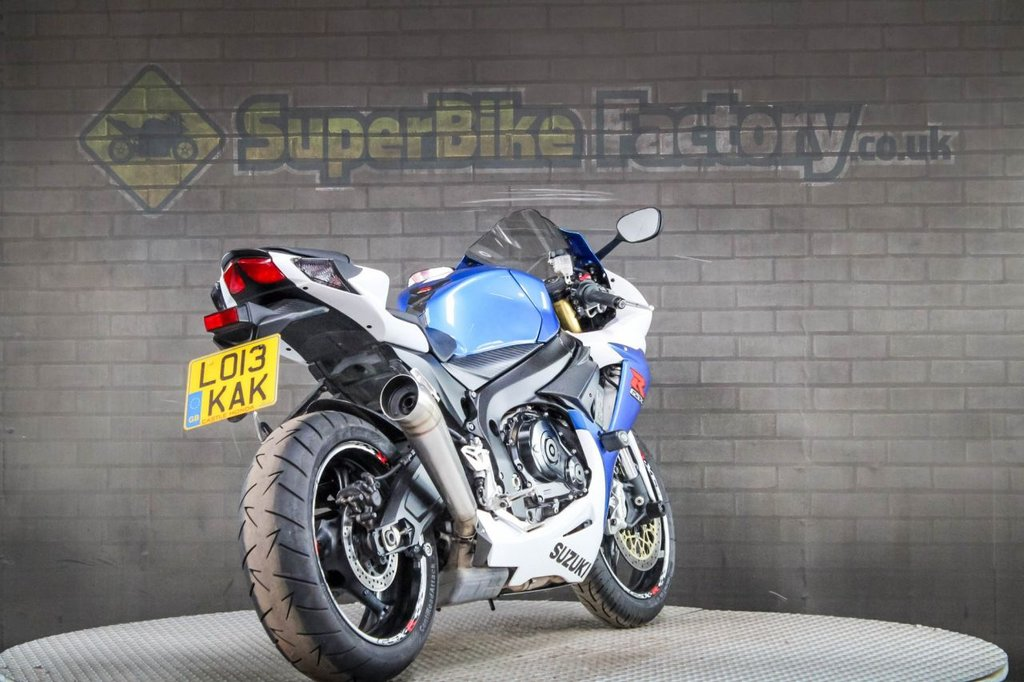 2013 Suzuki Gsxr750 L3 All Types of Credit Accepted £5,687