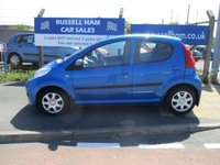 USED 2012 61 PEUGEOT 107 1.0 URBAN 5d 68 BHP £20 Yearly Road Tax .New MOT & Full Service Done on purchase + 2 Years FREE Mot & Service Included After . 3 Months Russell Ham Quality Warranty . All Car's Are HPI Clear . Finance Arranged - Credit Card's Accepted . for more cars www.russellham.co.uk  + Owners Book Pack