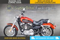 USED 2011 11 HARLEY-DAVIDSON SPORTSTER 1200cc - ALL TYPES OF CREDIT ACCEPTED GOOD & BAD CREDIT ACCEPTED, OVER 600+ BIKES IN STOCK