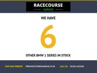 USED 2013 62 BMW 1 SERIES 2.0 116D SPORT 3d AUTO 114 BHP