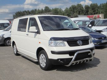 View our VOLKSWAGEN TRANSPORTER T5 CAMPER