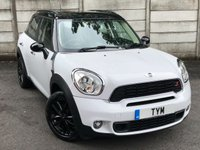 2012 MINI COUNTRYMAN 2.0 COOPER SD 5d 141 BHP £7995.00