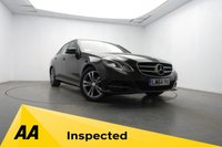 USED 2014 64 MERCEDES-BENZ E CLASS 2.1 E220 BLUETEC SE 4d AUTO 174 BHP Sat Nav- Parking Sensors- AUX