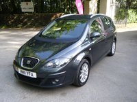 2011 SEAT ALTEA XL