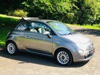 2011 FIAT 500 1.2 C LOUNGE 3d 100 BHP £3995.00