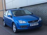 2005 FORD FOCUS 2.0 TITANIUM 16V 5d AUTO 144 BHP £2299.00
