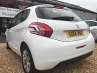 USED 2014 14 PEUGEOT 208 1.4 HDI ACCESS PLUS 5d 68 BHP AMAZING FUEL ECONOMY: