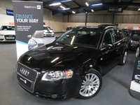 2006 AUDI A4 2.0 TDI SE TDV 5d 140 BHP £2990.00