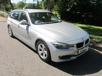 2013 BMW 3 SERIES 2.0 320D EFFICIENTDYNAMICS TOURING 5d 161 BHP8 *AUTOMATIC*SAT NAV* £9490.00