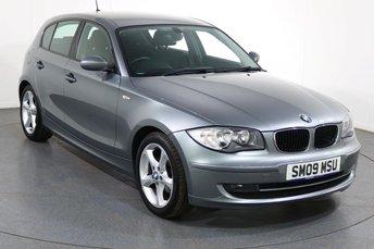 2009 BMW 1 SERIES 2.0 116I SPORT 5d 121 BHP £4495.00