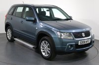 USED 2008 08 SUZUKI GRAND VITARA 2.0 X-EC 5d 140 BHP Demo and ONE OWNER From New with 5 Stamp SERVICE HISTORY