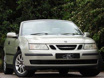 2004 SAAB 9-3 2.0 LINEAR T 2d 150 BHP £1490.00