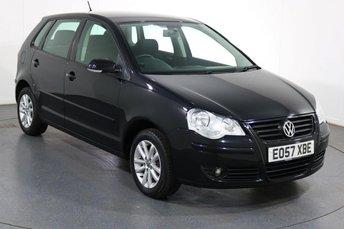 2007 VOLKSWAGEN POLO 1.4 S 5d AUTO 79 BHP £3995.00