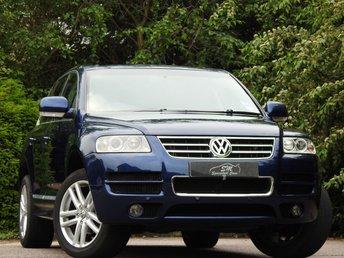 2006 VOLKSWAGEN TOUAREG 2.5 ALTITUDE 5d AUTO 172 BHP £4490.00
