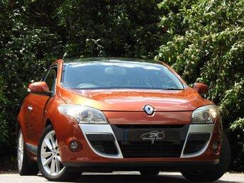 2009 RENAULT MEGANE 2.0 PRIVILEGE TCE 2d 180 BHP £4490.00