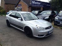 2004 FORD MONDEO 3.0 ST220 5d 226 BHP £2500.00