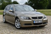 USED 2007 56 BMW 3 SERIES 3.0 325D SE TOURING 5d 195 BHP