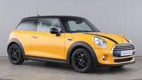 2014 MINI HATCH COOPER 1.5 COOPER 3d 134 BHP £8450.00