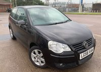 USED 2008 58 VOLKSWAGEN POLO 1.2 MATCH 3d 59 BHP ICE-COLD AIR CONDITIONING 15