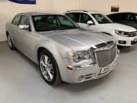 USED 2007 52 CHRYSLER 300C 3.0 CRD RHD 4d AUTO 218 BHP