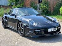 2008 PORSCHE 911 3.6 TURBO TIPTRONIC S 2d AUTO 474 BHP £59995.00