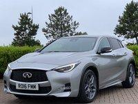 2016 INFINITI Q30 2.1 SPORT D 5d AUTO 168 BHP £14995.00