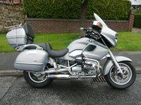 2002 BMW R SERIES 1.2 R 1200 CL 1d  £4995.00