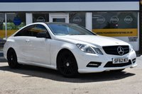 USED 2012 62 MERCEDES-BENZ E CLASS 3.0 E350 CDI BLUEEFFICIENCY SPORT 2d AUTO 265 BHP NO DEPOSIT FINANCE AVAILABLE