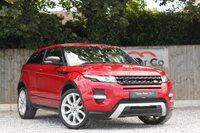 USED 2013 13 LAND ROVER RANGE ROVER EVOQUE 2.2 SD4 DYNAMIC LUX 3d AUTO 190 BHP