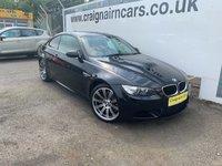 2010 BMW M3 4.0 M3 2d AUTO 415 BHP £21495.00