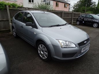 2005 FORD FOCUS 1.6 LX 16V 5d AUTO 101 BHP £795.00