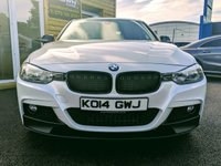 USED 2014 14 BMW 3 SERIES 2.0 320D SPORT 4d AUTO 184 BHP 2014 BMW 320D Sport Auto  M Sport + M Performance Kitted ****Finance Available £67 Per week****