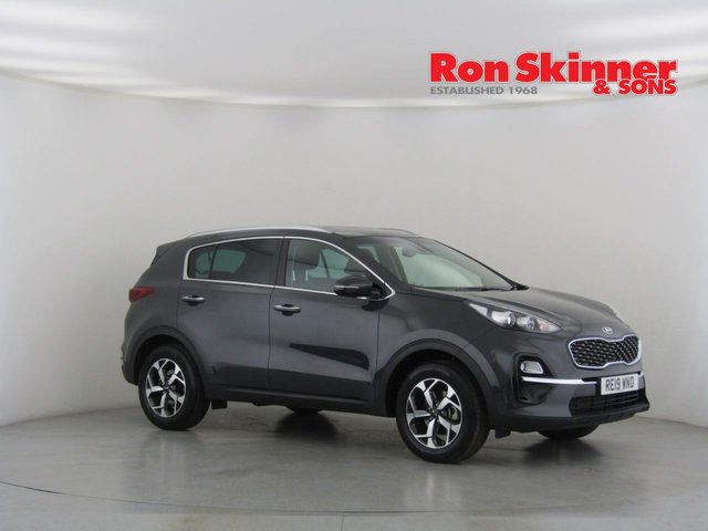 View our 2019 19 KIA SPORTAGE 1.6 2 ISG 5d 131 BHP