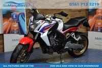 USED 2014 64 HONDA CB650 CB 650 FA-E