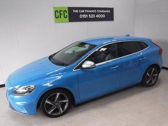 2014 Volvo V40 D4 R-Design Nav £9,000