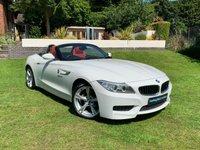 2013 BMW Z4 2.0 Z4 SDRIVE20I M SPORT ROADSTER 2d AUTO 181 BHP £13995.00