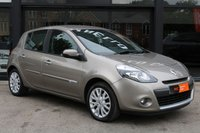 USED 2010 10 RENAULT CLIO 1.5 DYNAMIQUE NA DCI 5d 86 BHP
