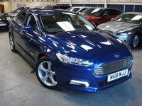 2018 FORD MONDEO 2.0 TITANIUM HEV 4d AUTO 187 BHP £16480.00