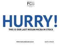 USED 2008 58 NISSAN MICRA 1.2 ACENTA 5d 80 BHP