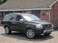 2010 VOLVO XC90 2.4 D5 EXECUTIVE AWD (7 SEATS) AUTO 5dr £10990.00