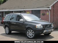 USED 2010 60 VOLVO XC90 2.4 D5 EXECUTIVE AWD (7 SEATS) AUTO 5dr 7 SEATS + HUGE SPECIFICATION