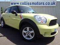 2012 MINI COUNTRYMAN 1.6 ONE 5d 98 BHP £6495.00
