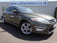 2013 FORD MONDEO 2.0 TITANIUM X BUSINESS EDITION TDCI 5d AUTO 161 BHP £9495.00