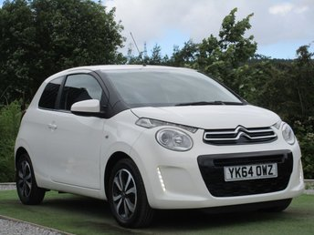 2014 CITROEN C1 1.0 FLAIR 3d 68 BHP £3990.00