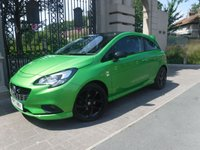 USED 2017 17 VAUXHALL CORSA 1.4 LIMITED EDITION ECOFLEX 3d 74 BHP ****FINANCE ARRANGED****PART EXCHANGE WELCOME***1OWNER*WARRANTY*CRUISE*APPLE PLAY*DAB*BTOOTH*A/C