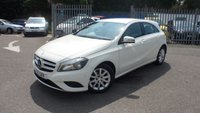 USED 2013 13 MERCEDES-BENZ A CLASS 1.8 A180 CDI BLUEEFFICIENCY SE 5d AUTO 109 BHP CALL 01752 406101 FOR FINANCE OPTIONS
